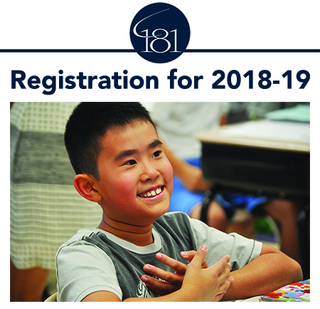 registration2018-19graphicwithsmilingstudent